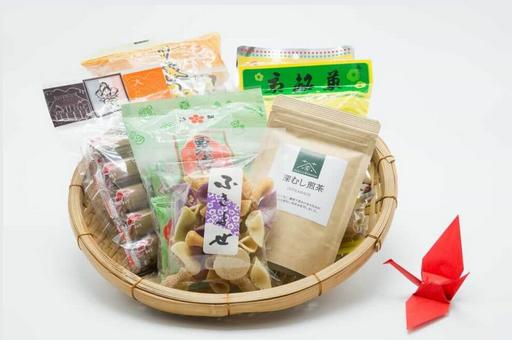 Panier gourmand : découvrez des spécialités japonaises